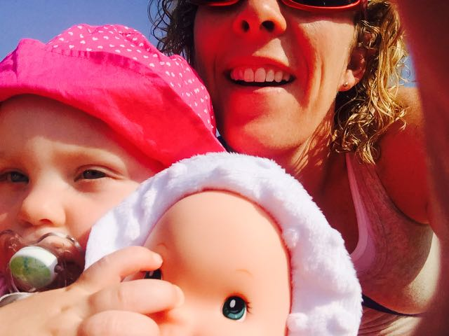 Mommy and I had some sweet special times together while in CO! #newdoll