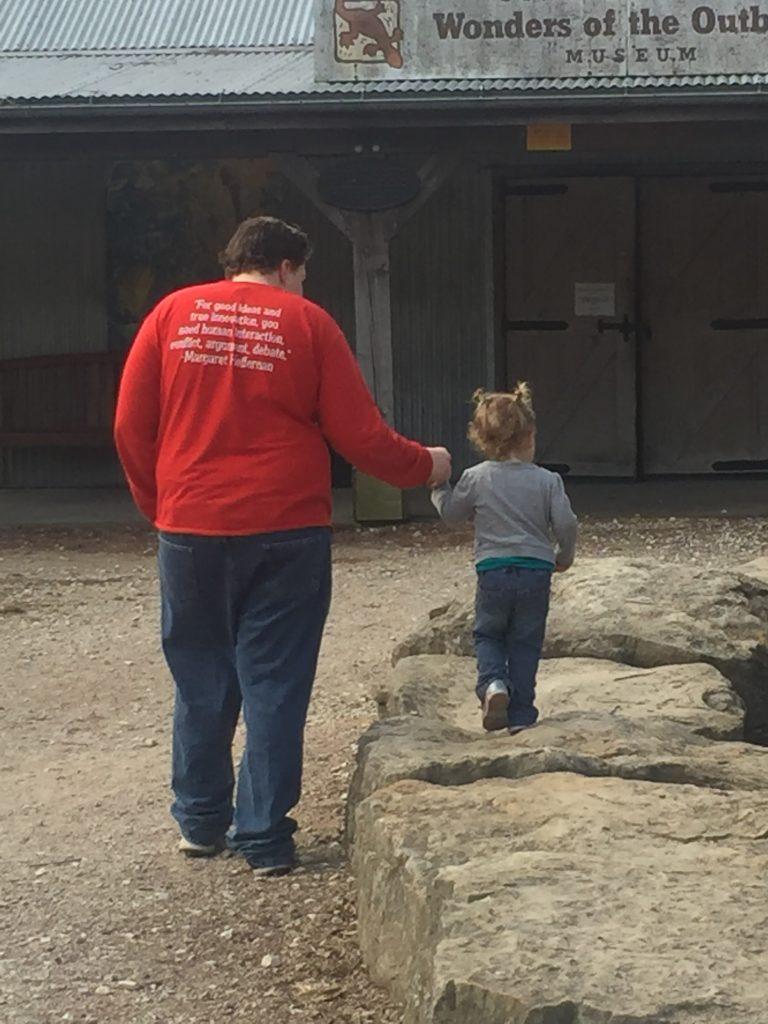 Bubba-Miri time at the Zoo