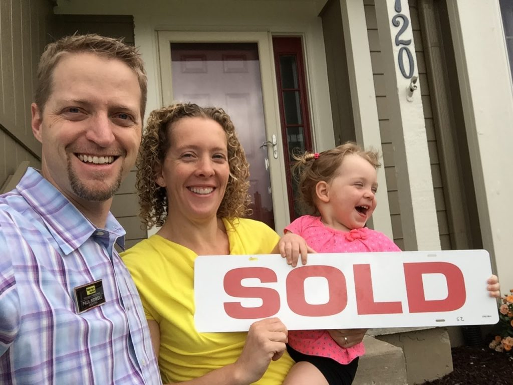 SOLD! We bought a house May 19th :)